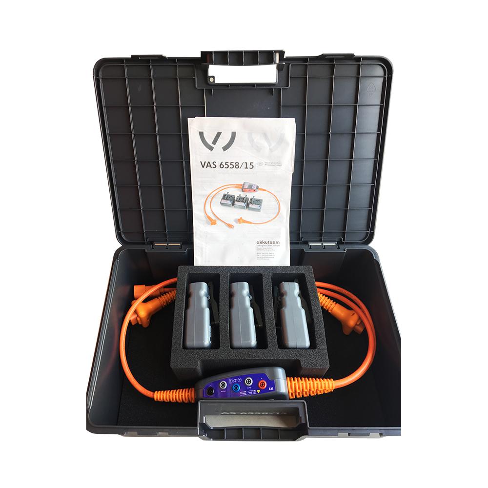 VAS 6558/15对于高压系统上的测量